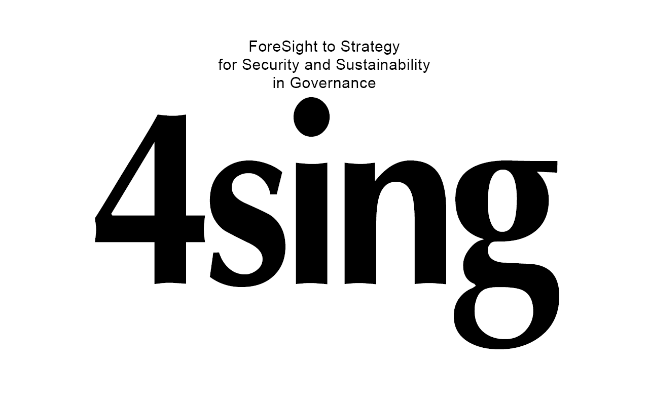 4Sing - Foresight to Strategy Logo